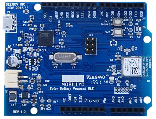 Seenov Inc  Announces the Launch of Mobillyo - LEDinside