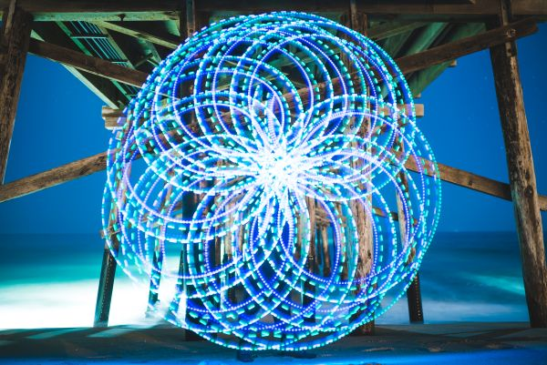 THE SLYNG Is the Next Generation of Light Shows - LEDinside