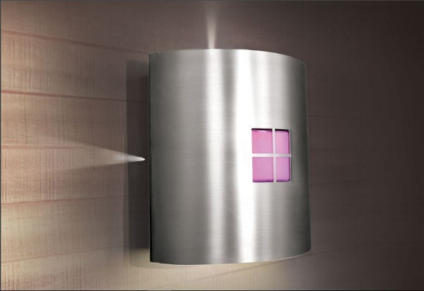 Architectural Area Lighting S Cypher Wall Sconce Ledinside