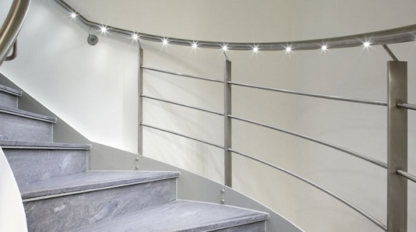 Lumibright Reveals All New Integrated Led Handrail Lighting