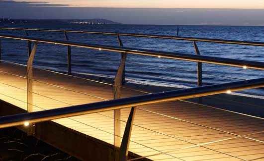 Lumibright Reveals All New Integrated Led Handrail