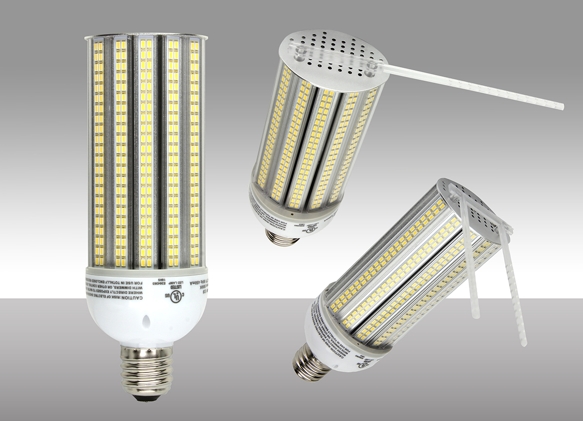 MaxLite Releases 40W LED Area Lamp for Outdoor Luminaires ...