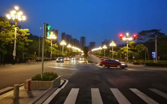 Rongwen And Silver Spring Networks Connect Smart Lighting