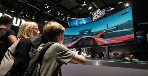 Samsung's QLED Gaming Monitor Industry's First to Achieve VESA
