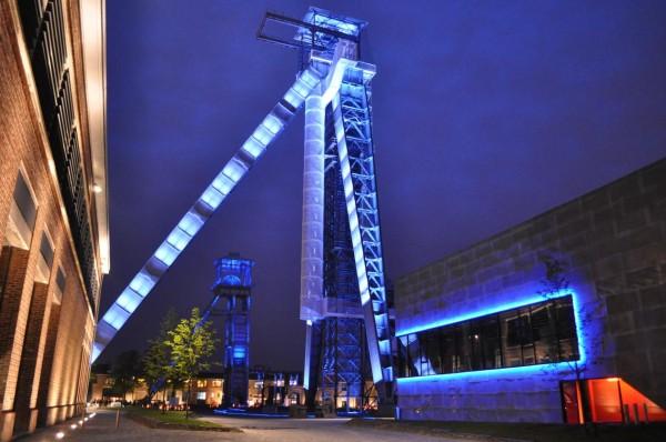 Third prize : C-MINE in Genk, Belgium