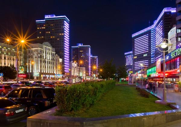 Special Mention : Novy Arbat street, Moscow