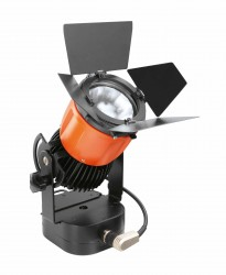 The LED spotlight Kreios SL is suitable for the illumination of events, trade fairs, exhibitions and TV studios.