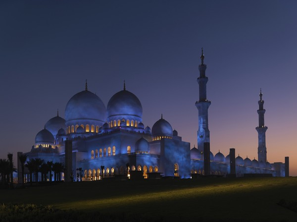 Sheikh Zayed bin Sultan al Nahyan Mosque