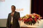 Regional Marketing Drector of OSRAM Opto Semiconductor, Michael Schmitt. (LEDinside)