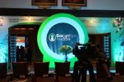 Fifteen minutes before EcoLightTech Asia 2014 opening. (LEDinside)
