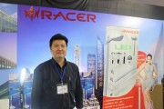 Watachara Sawettraporn, General Manager-Project Sales Department, Racer Electric posing for a photo shot. (LEDinside)