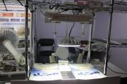 Japanese manufacturer Niinuma prides itself in making compact LED downlights. (LEDinside)