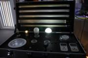 Unistar Opto's LED bulbs and tube lights. (LEDinside)