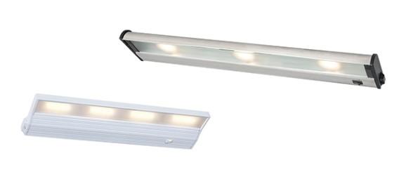 CSL Upgrades Under Cabinet LED Collection LEDinside - Counterattack under cabinet lighting