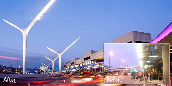 Eaton Solutions Upgrades Los Angeles International Airport with LED Lighting & Eaton Solutions Upgrades Los Angeles International Airport with ... azcodes.com