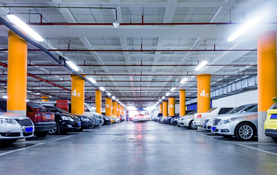 (Image FSC Lighting) & Fluorescent to LED Switch in Los Angeles Parking Garage Saves $167 ... azcodes.com