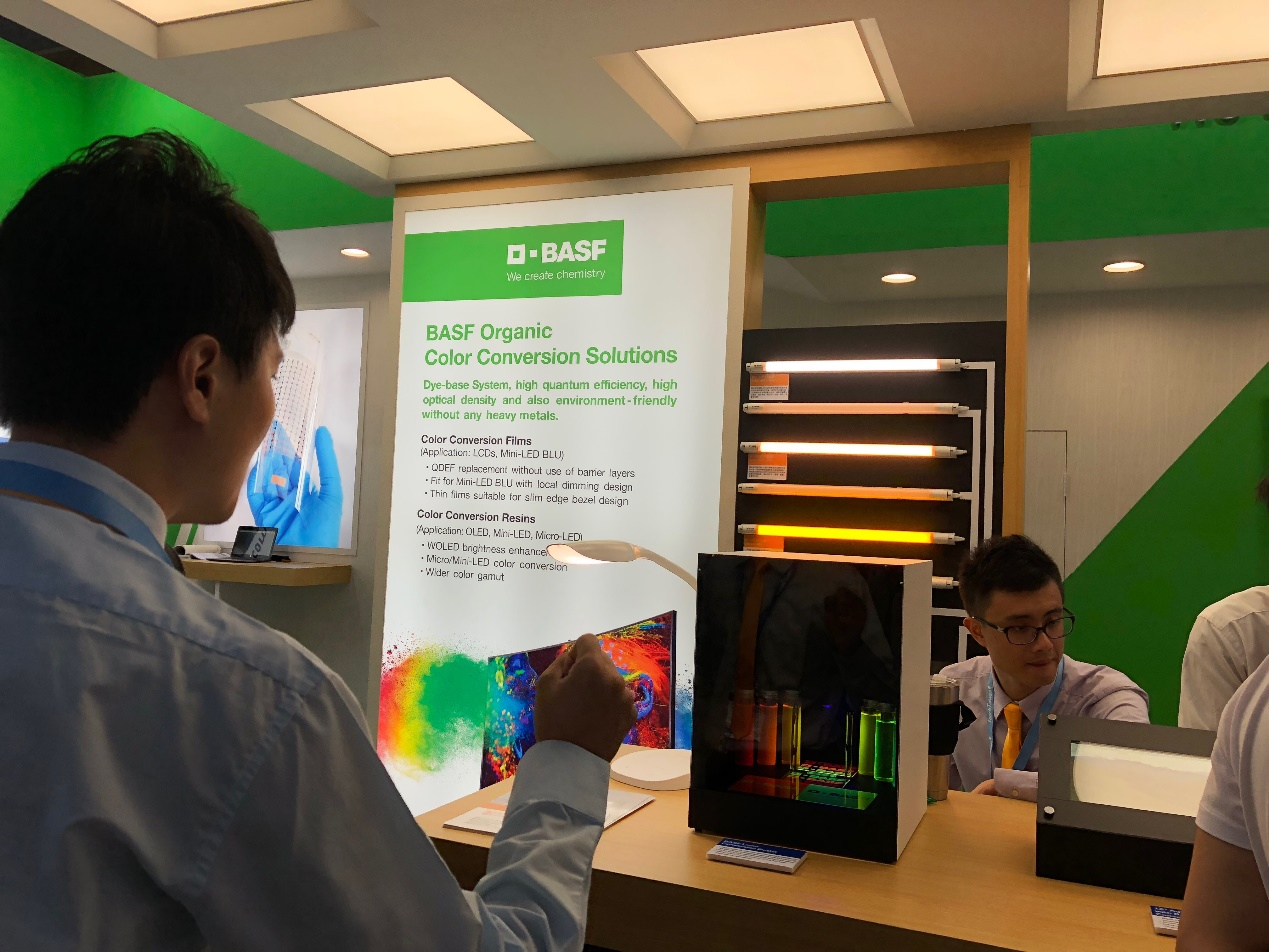 Touch Taiwan 2018 Show Report] Innovative Optical Films to