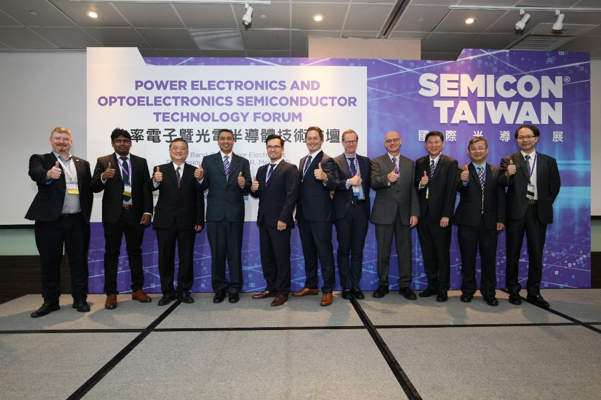 SEMICON Taiwan] VCSEL LiDAR and Micro LED are the Rising Stars