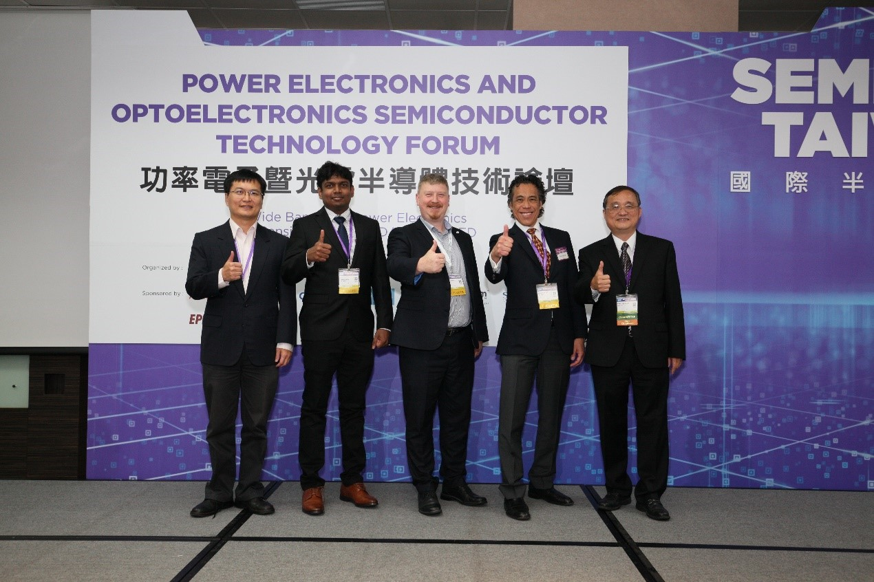 SEMICON Taiwan] VCSEL LiDAR and Micro LED are the Rising