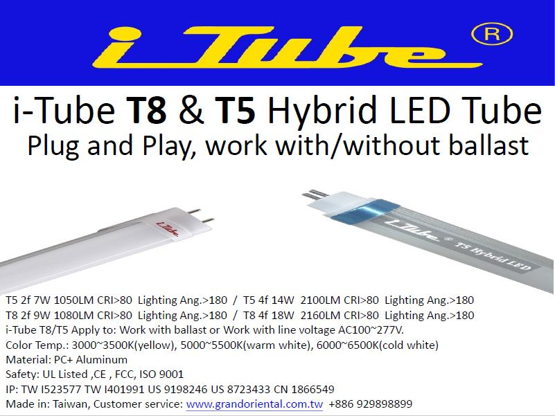 GOLighting and Lanjie Settle on LED Tube Patent - LEDinside