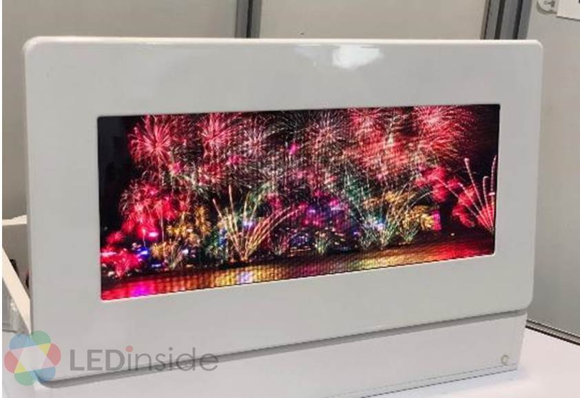 Touch Taiwan 2019】Micro LED and Mini LED Applications
