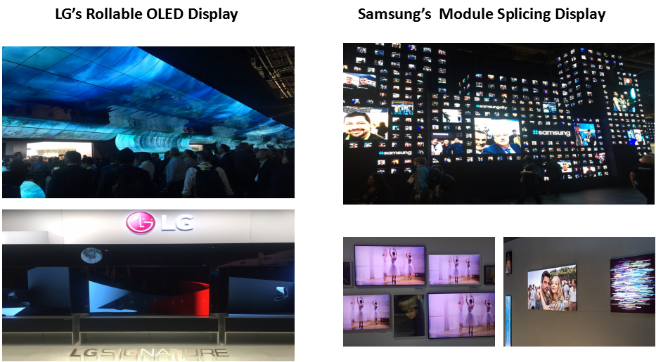 Micro LED and Mini LED Opportunities in the Oversupplied