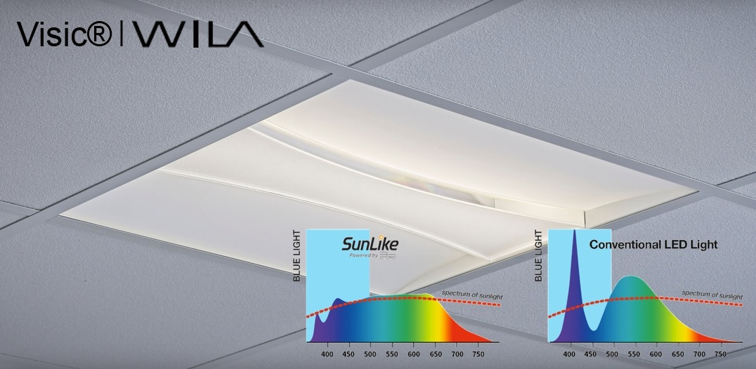 Lighting Company Adopts Seoul Semiconductor's SunLike LED for Human Centric Lighting in Offices and Educational Buildings
