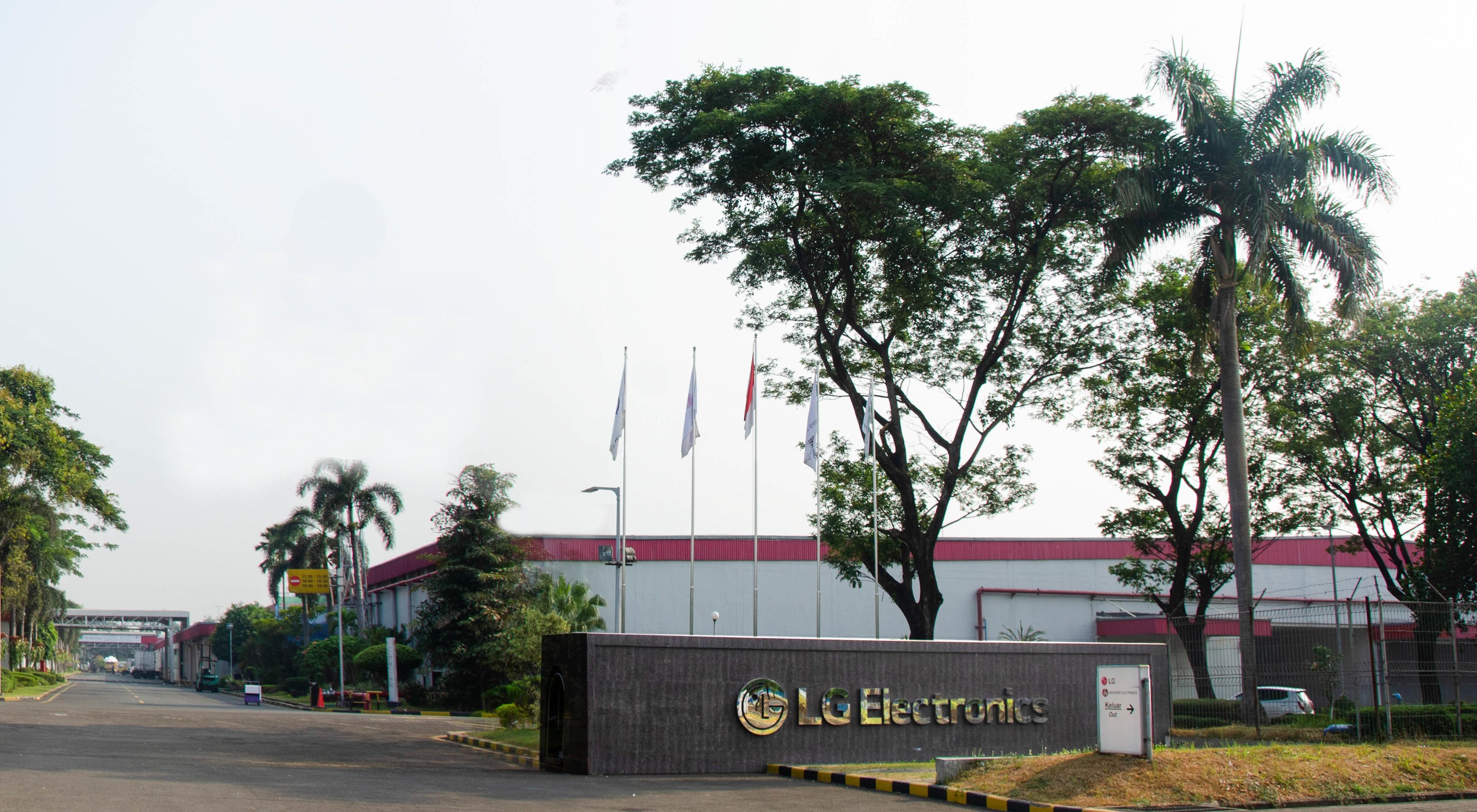 LG将把韩国的电视生产线迁至印度尼西亚