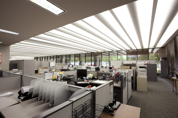 Re-l&ing with more efficient linear fluorescent lighting can be an easy path to annual & Commercial Office Lighting Audit: Top Five Reasons Building Owners ... azcodes.com