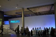 Philips booth at the Lighting+Building 2014 show.