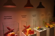 Philips retail lighting solution for food.